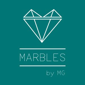 LOGO | Marbles by MG