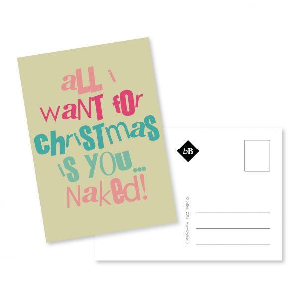 Postcard | Kaartje | Deventer | kerst