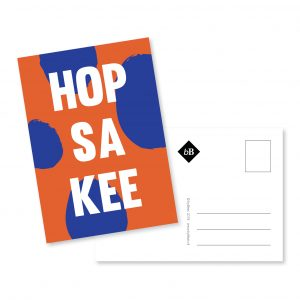 Kaartje Hopsakee