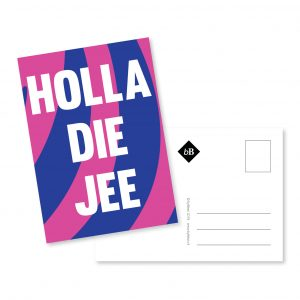 Postcard Holladiejee