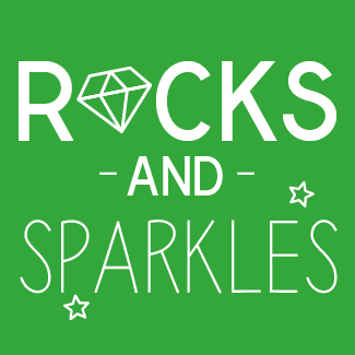 Logo | Rocks and Sparkles