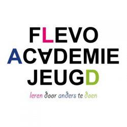Logo | Flevo Academie Jeug | byBean