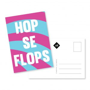Kaartje | Hopseflops | byBean