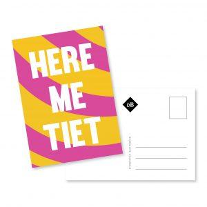 Kaartje | Heremetiet | byBean