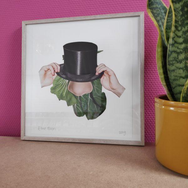 Originele collage | Mr. Green