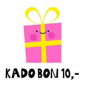 Kadobon byBean 10 euro Deventer