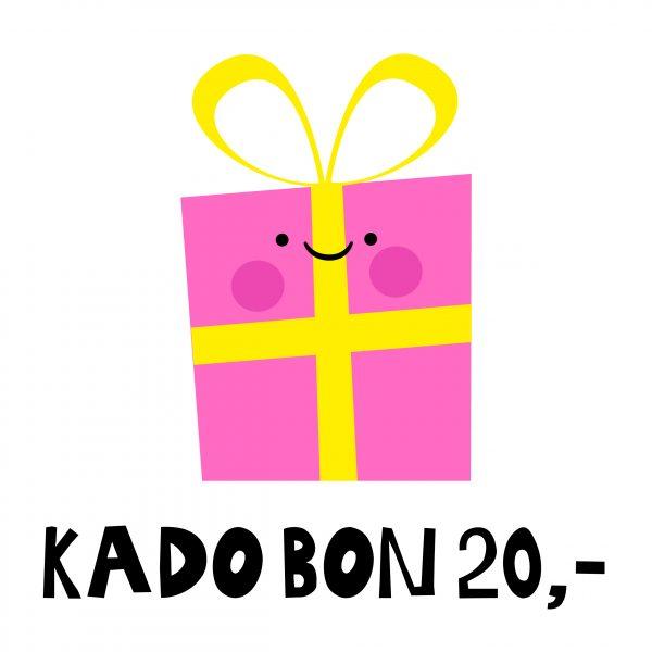 Kadobon byBean 20 euro Deventer