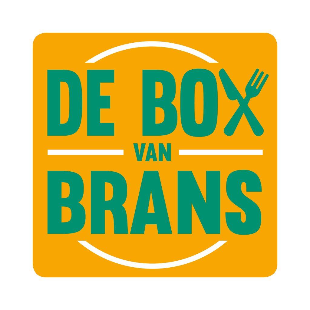 Logo | De box van brans | byBean
