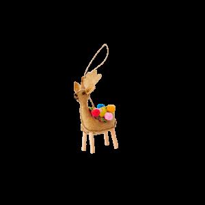 Kerstboomhanger Rendier Rice byBean