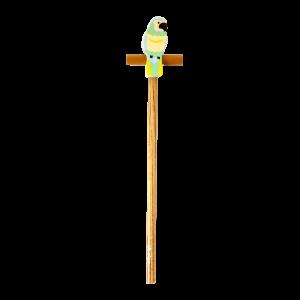 potlood blauwe papegaai rice bybean