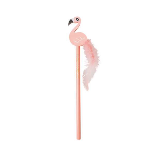 Potlood flamingo rice byBean