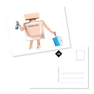 Peet Parfum kaartje byBean